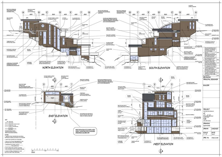 Church Point Home Design Pictures